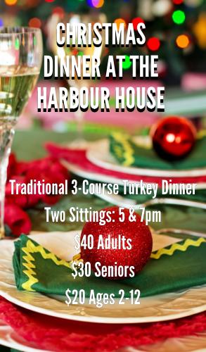 christmasdinnerattheharbourhouse