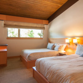 Harbour House Hotel Salt Spring Island Farm View Deluxe Hotel Room Double