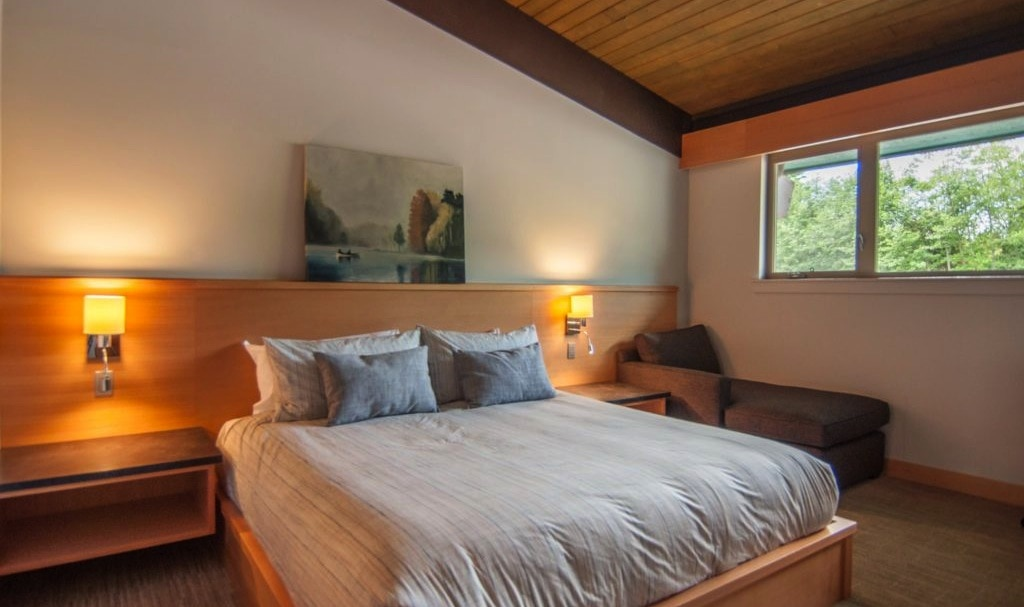 Salt Spring Island Harbour House Hotel Suite