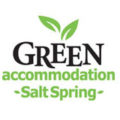 Salt Spring Island Green Accommodation
