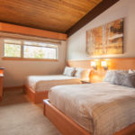 Salt Spring Island Hotel Room Farm View Deluxe Double