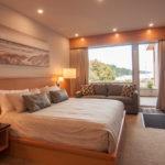 Patio King Suite Salt Spring Island Hotel