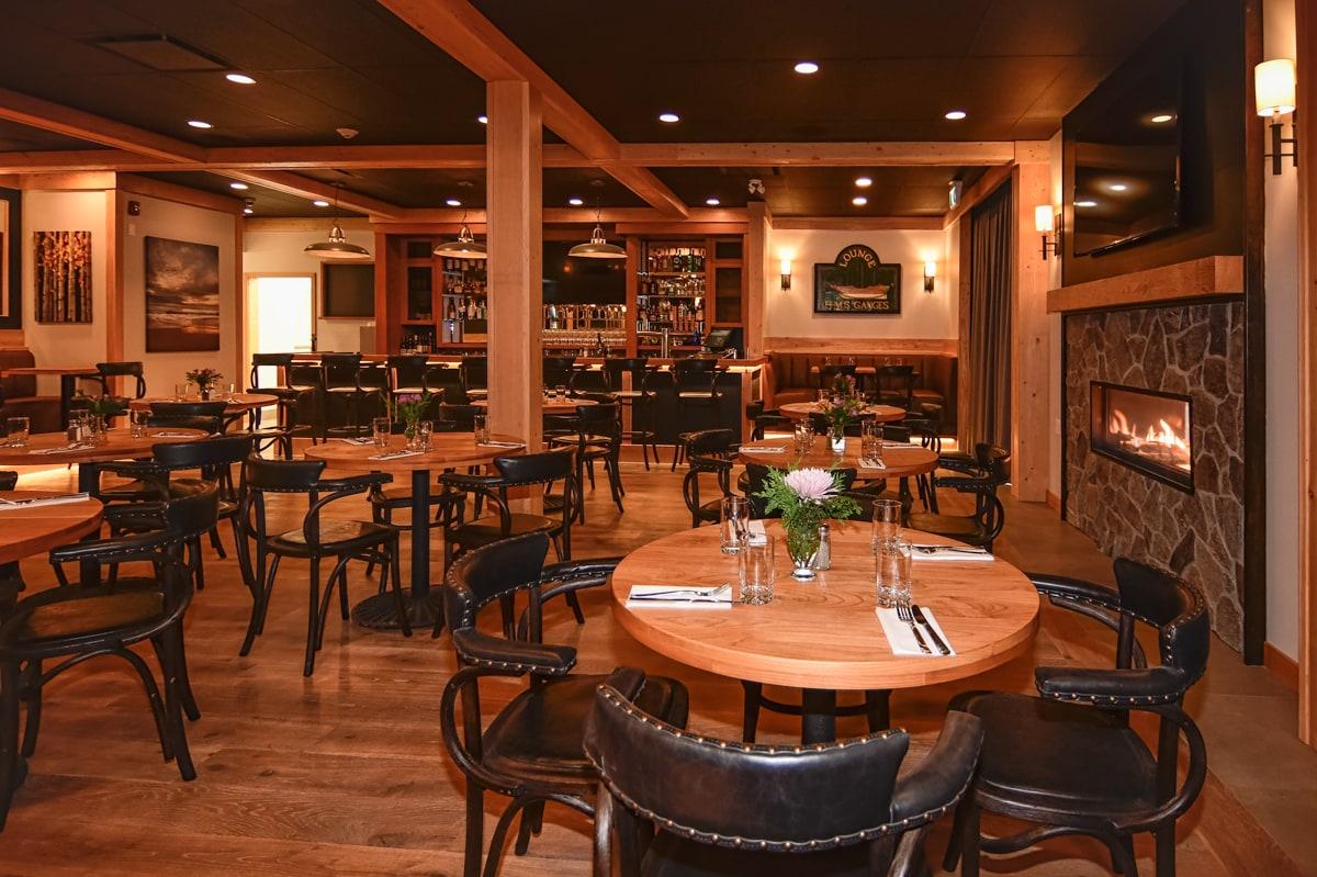 Salt Spring Island Restaurant Woodley's